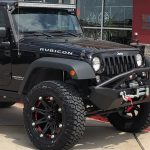 2018 Black Rubicon JK Jeep