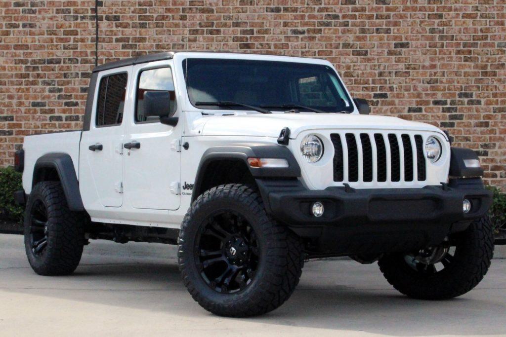 2020 urban jt gladiator build   awt jeep edition