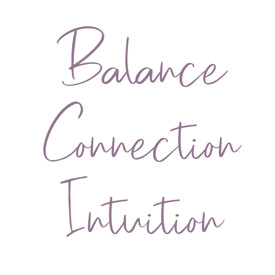 Balance Connection Intuition