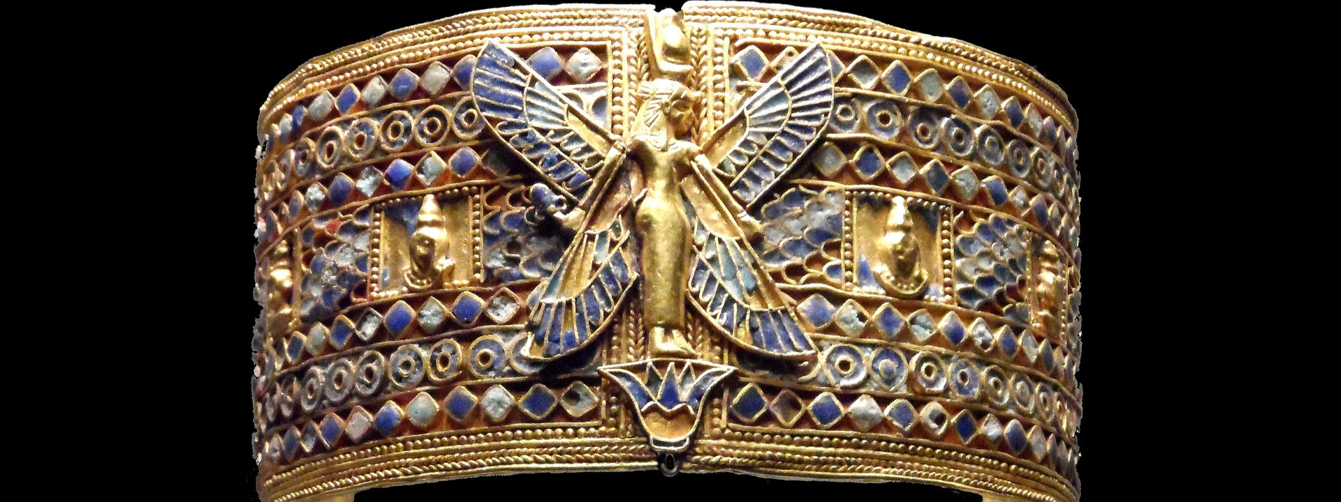 Egyptian Bangle Bracelet