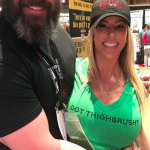 Alexis Fawx and Mr. THIGHBRUSH