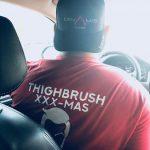 THIGHBRUSH XXX-Mas - Mr. TB
