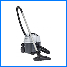 Cylinder and tub vacuum cleaners