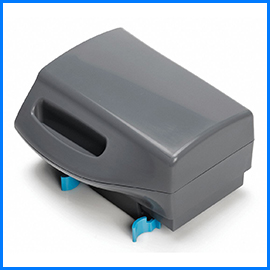 Scrubber dryer batteries