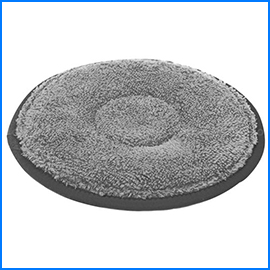 Portable scrubber pads