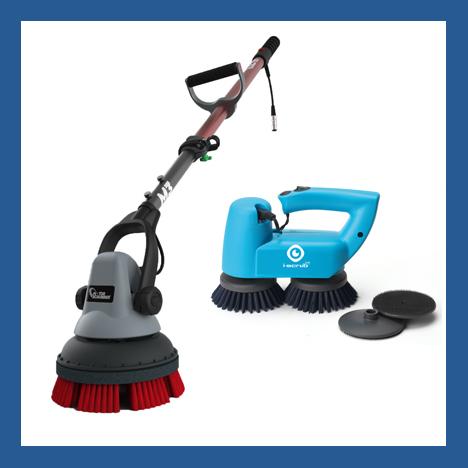 Portable Scrubbers