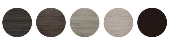 EARTH TONE LAMINATE SWATCHES
