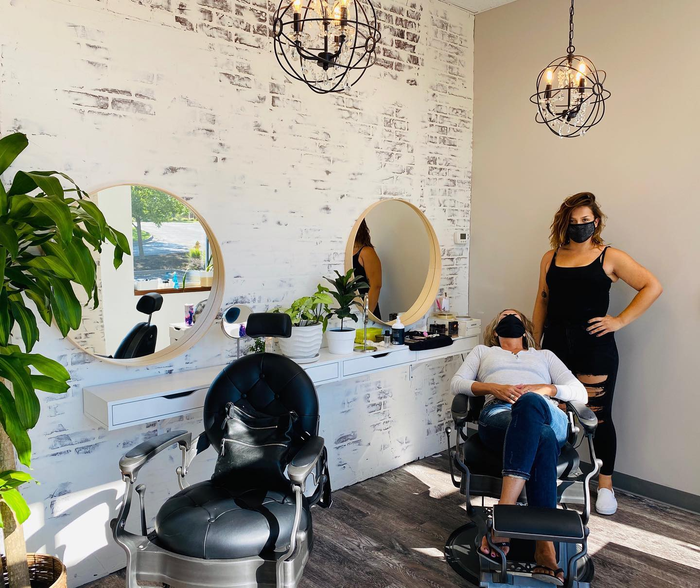 Fusion Salon and Spa, - Davenport, Iowa