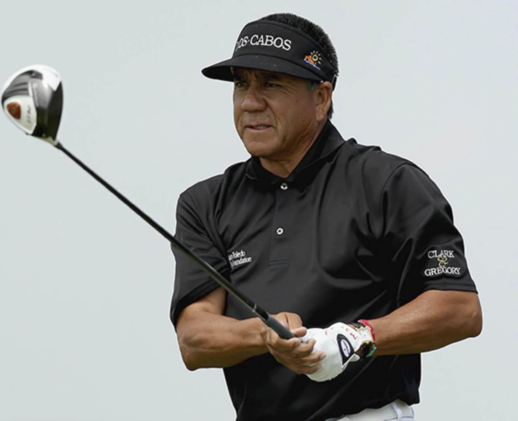 esteban toledo mexican professional golfer