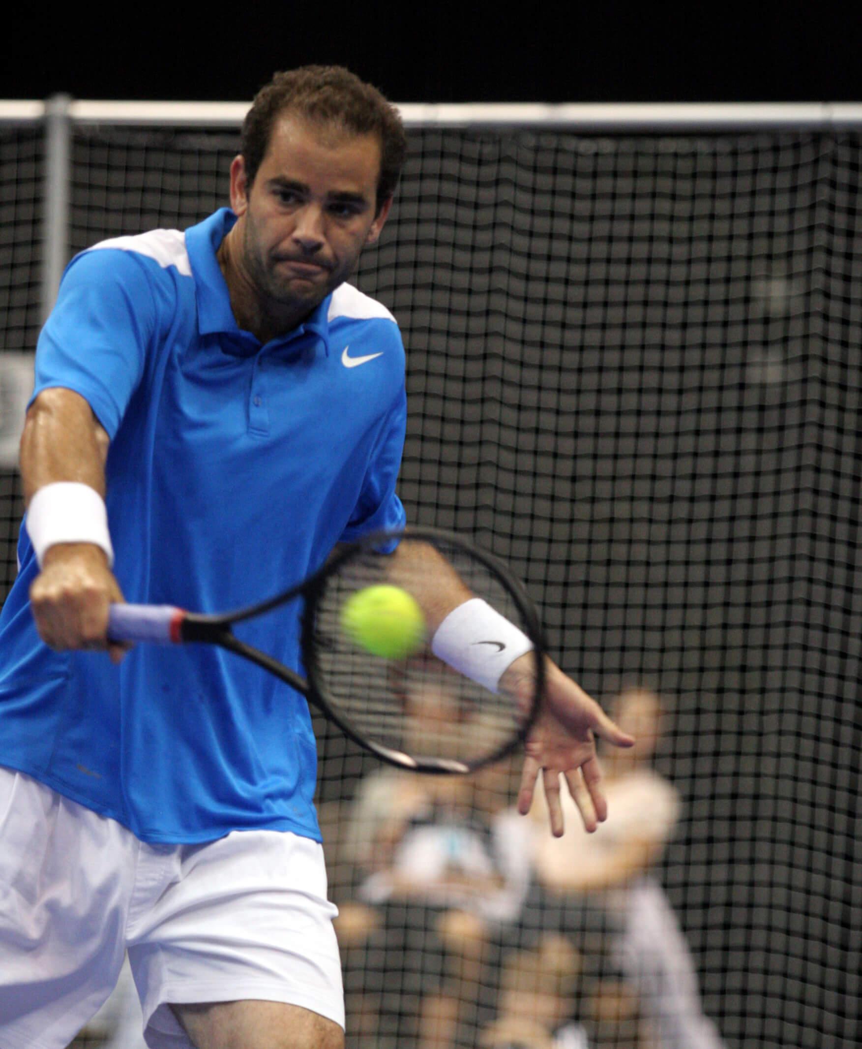 pete sampras professional tennis player