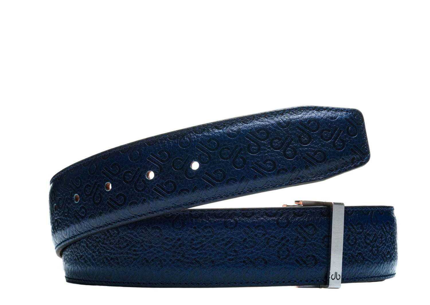 Blue Limited Edition Italian Leather 1