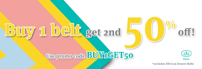 Druh Promo Buy1Get50