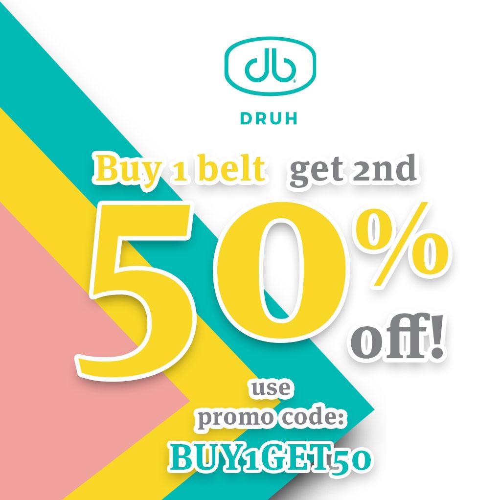 Druh Buy1Get50