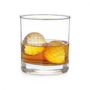 Golf Ball Whisky Chillers
