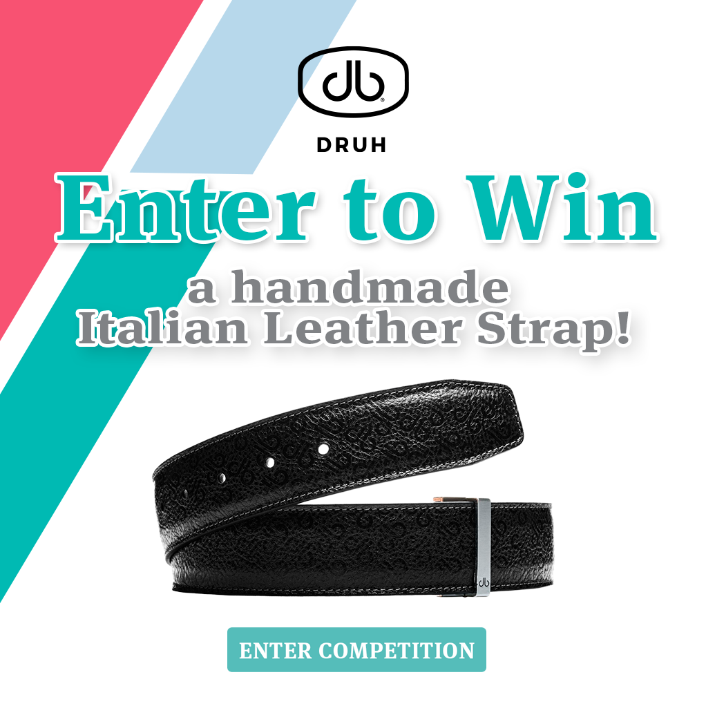 Italian Leather competition banner