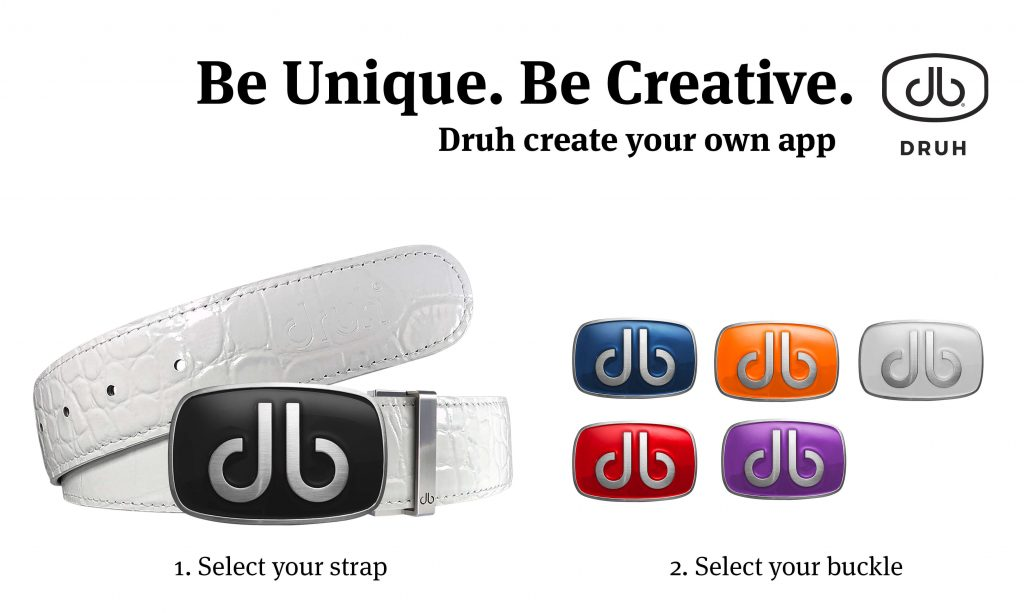 Create Your Own Belts