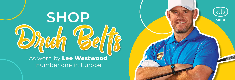 Lee Westwood Belt