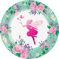 floral fairy sparkle