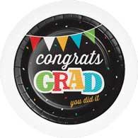 graduation-tableware