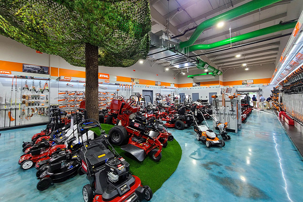mower shop