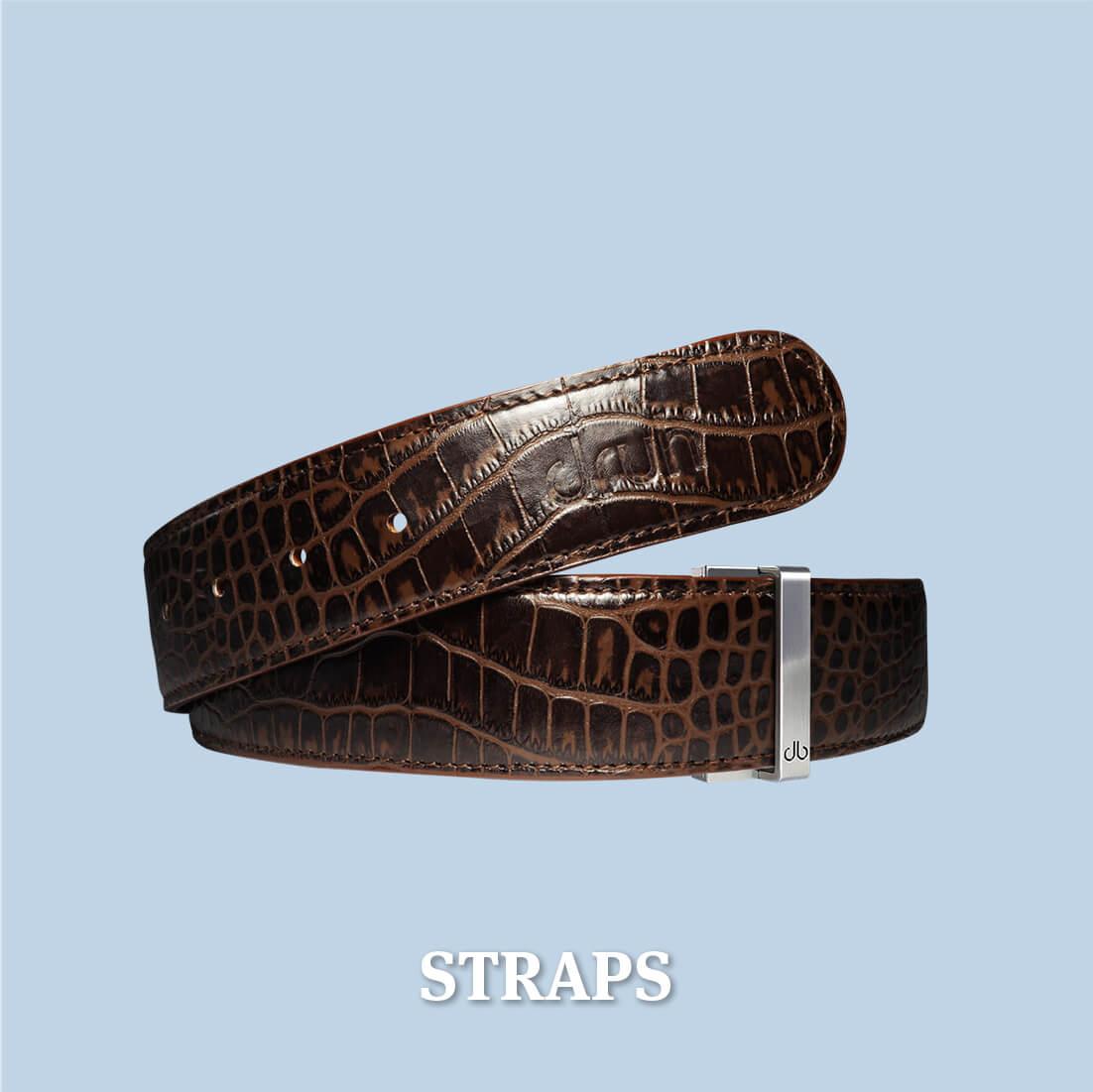 mens straps UK