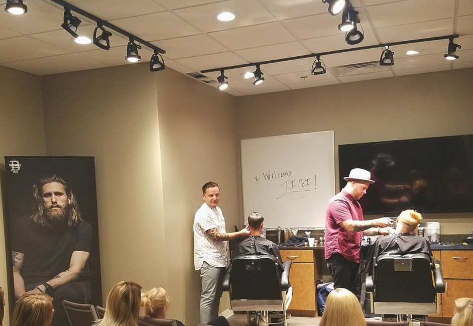 Men's Hair Co- Fargo ND- Educational Class