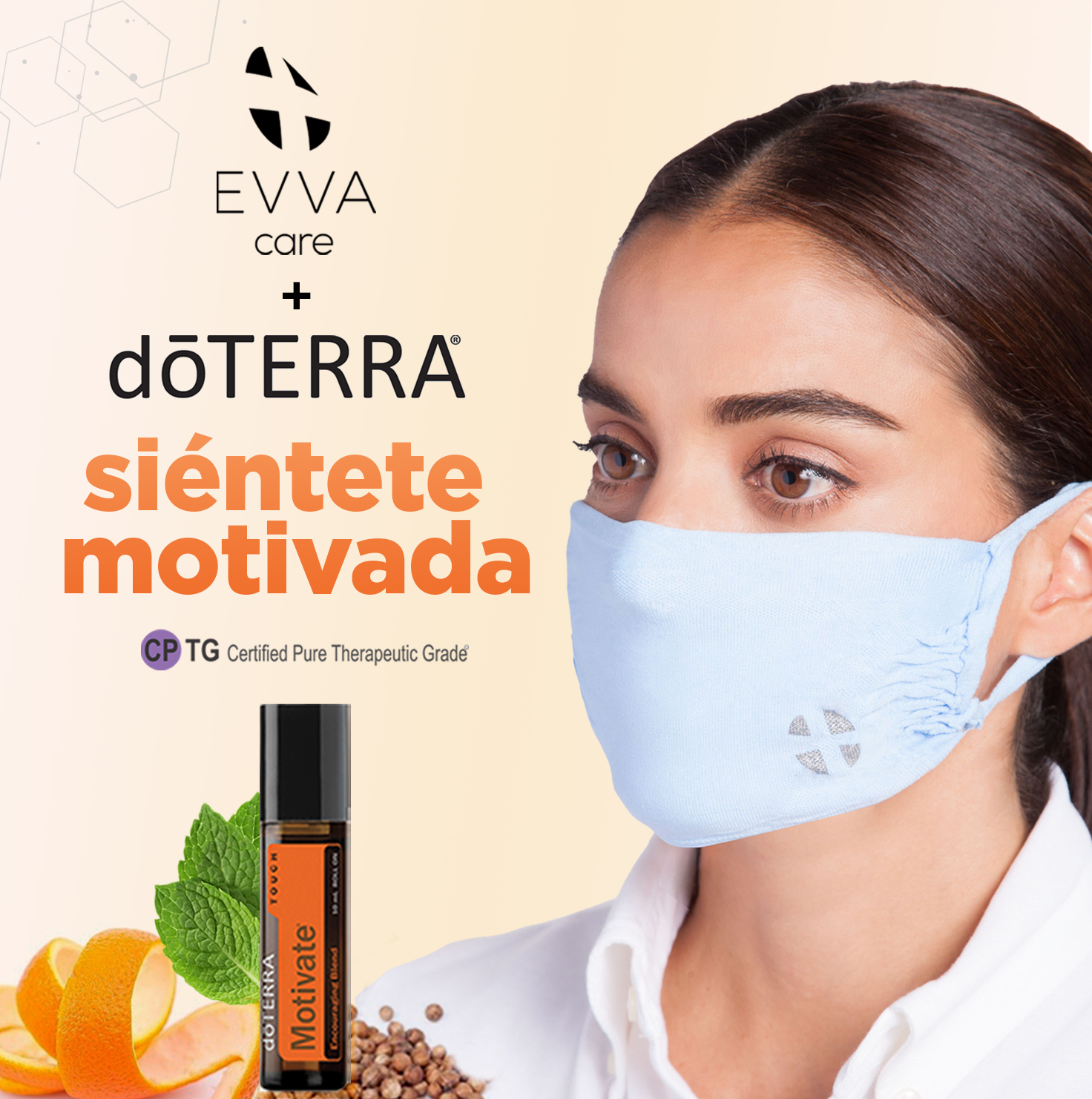 Evva Care featuring dōTERRA Motivate by Evva Wear®