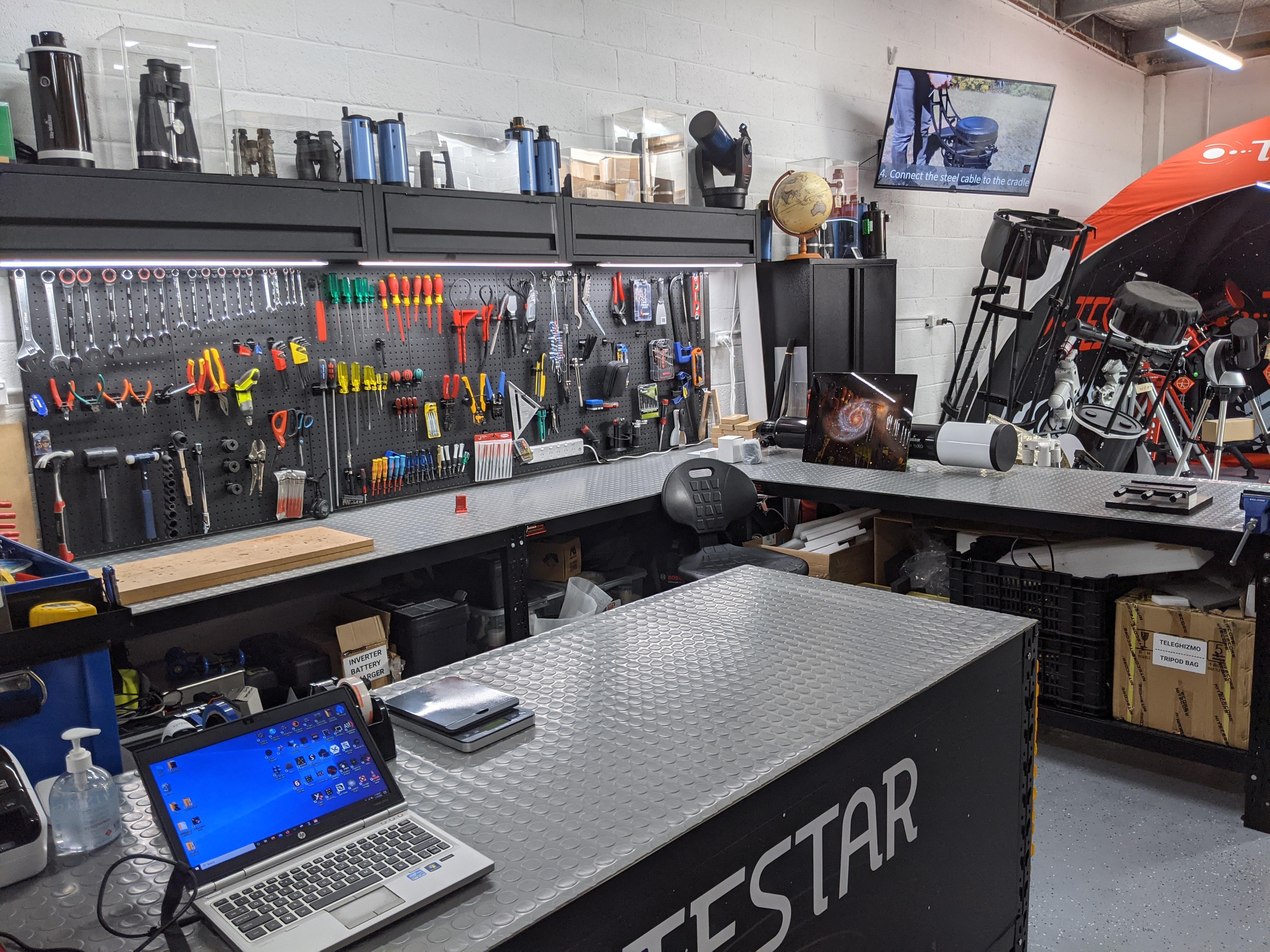 Testar Shop