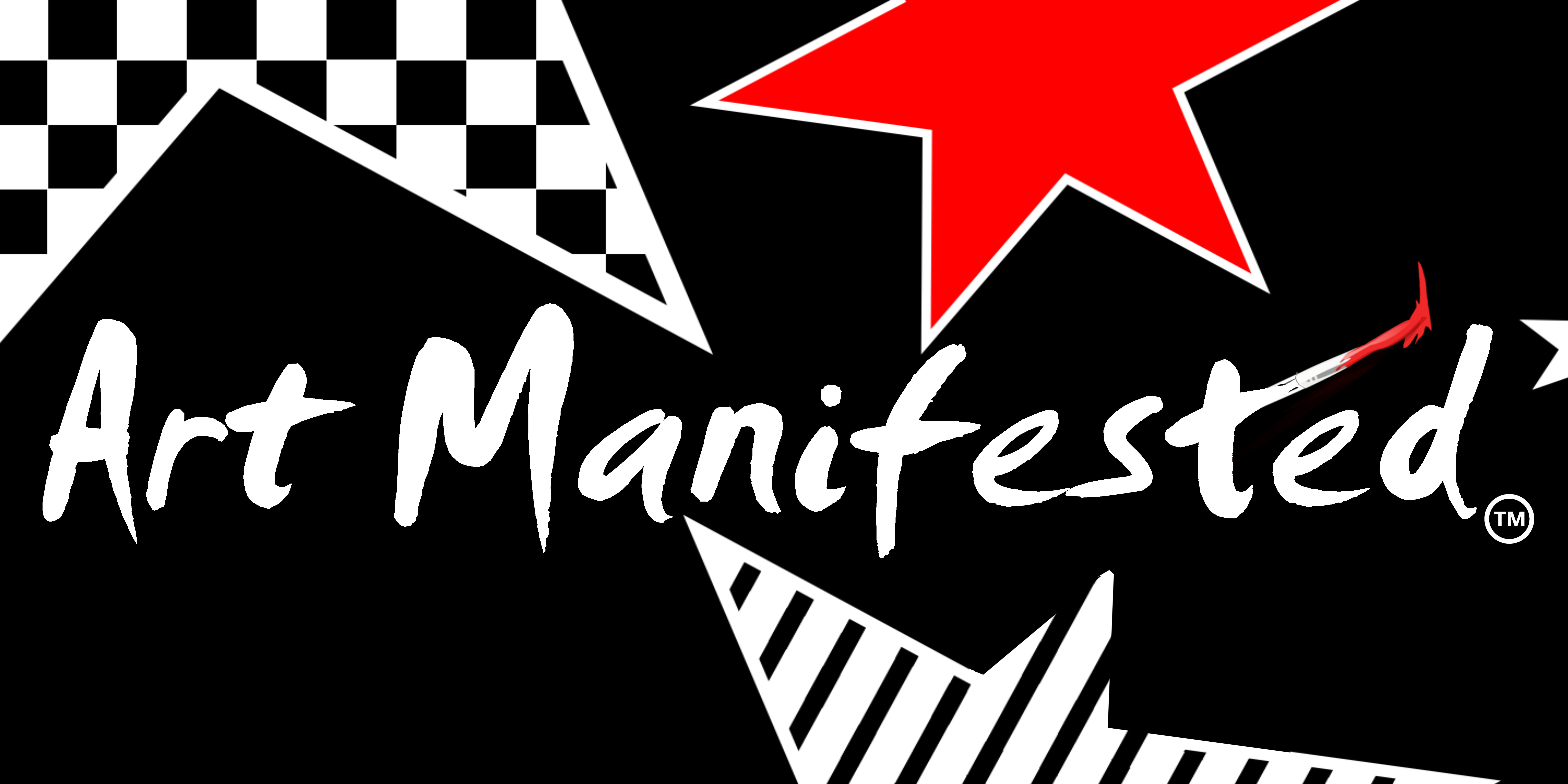 ART art MANIFESTED LOGO B WITH STAR