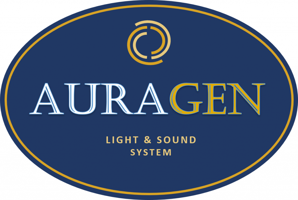 Auragen Light and Sound System logo