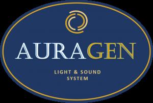Auragen Light and Sound System logo
