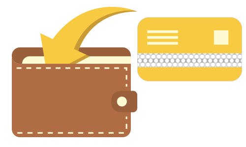 Wallet ve