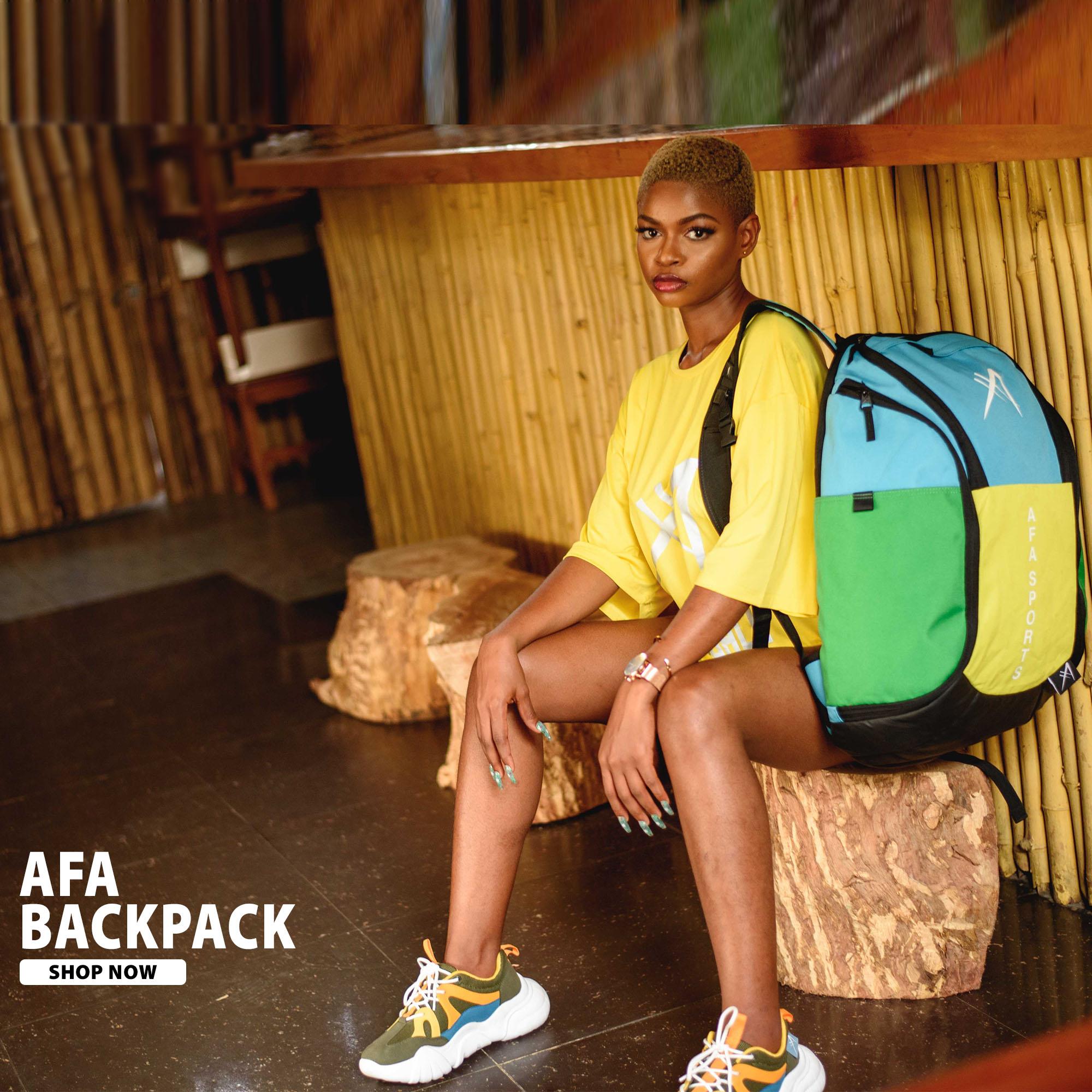 AFA bagpack
