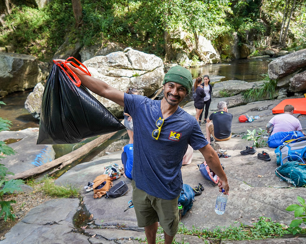 Cedar Creek Cleanup - lowres