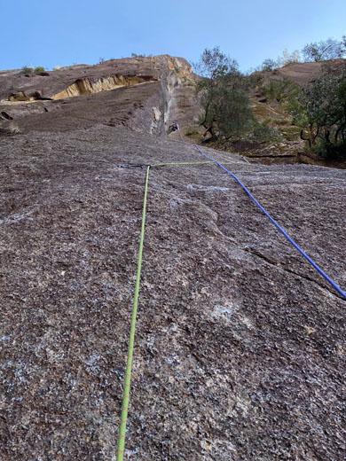 Ozymandias, Mount Buffalo climb