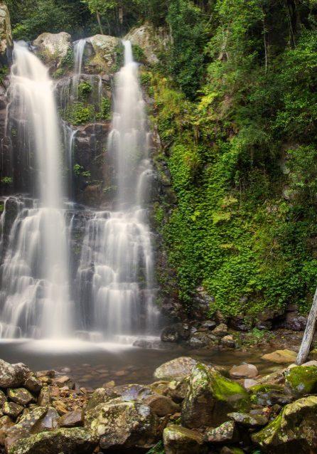 Minnamurra Falls in NSW, Australia