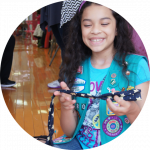 online craft classes for girl scouts and brownies
