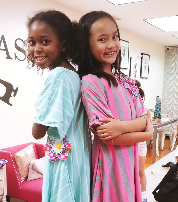 sewing play date activitiy for kids in NYC