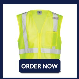 Custom Logo Safety vests