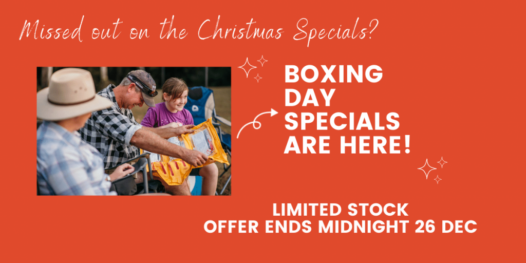 Boxing Day Offer - Rescue Swag Adventurer