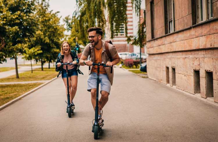 scootervsbike
