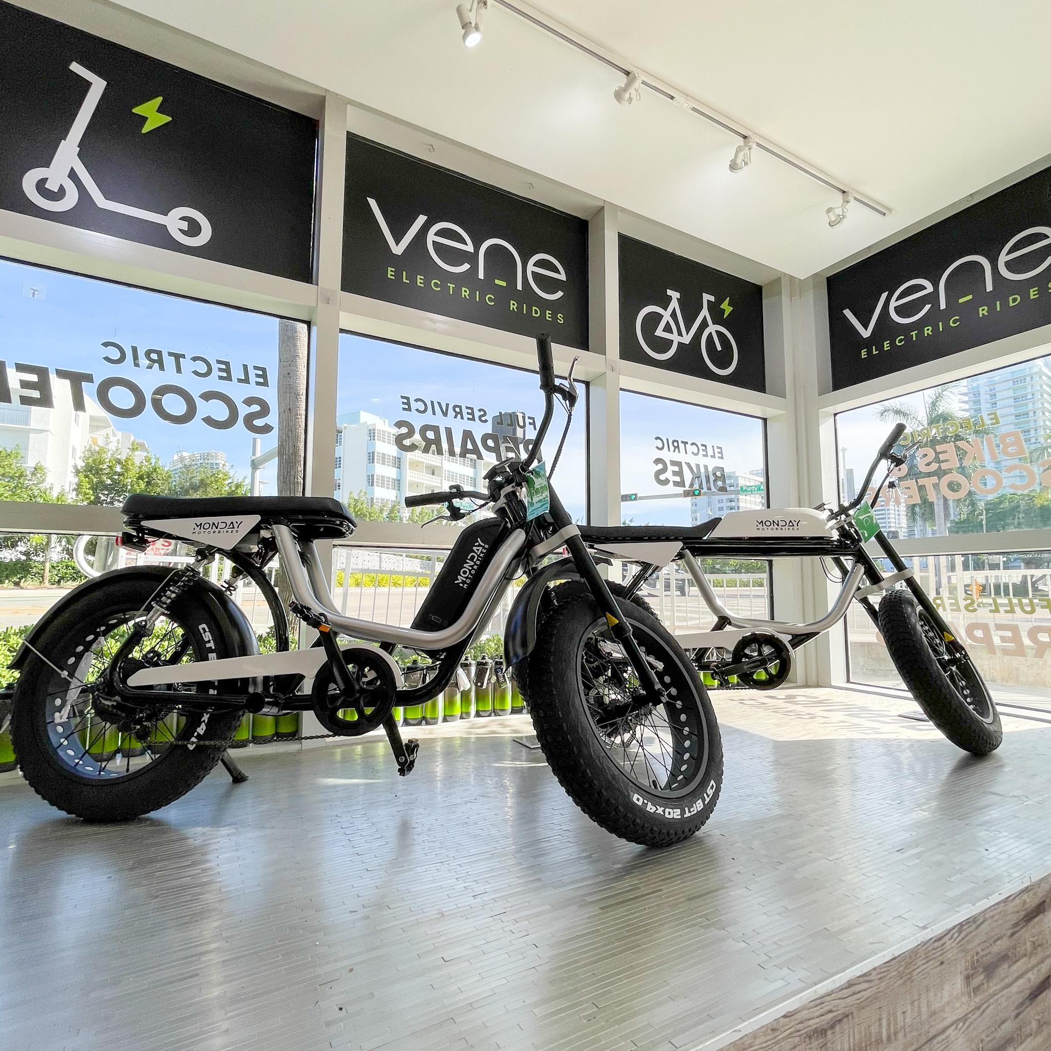 Vene Rides Miami
