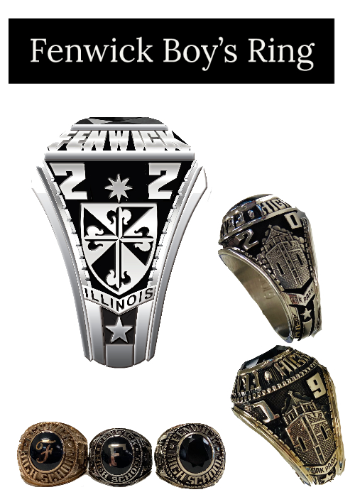 fenwick high school boys ring