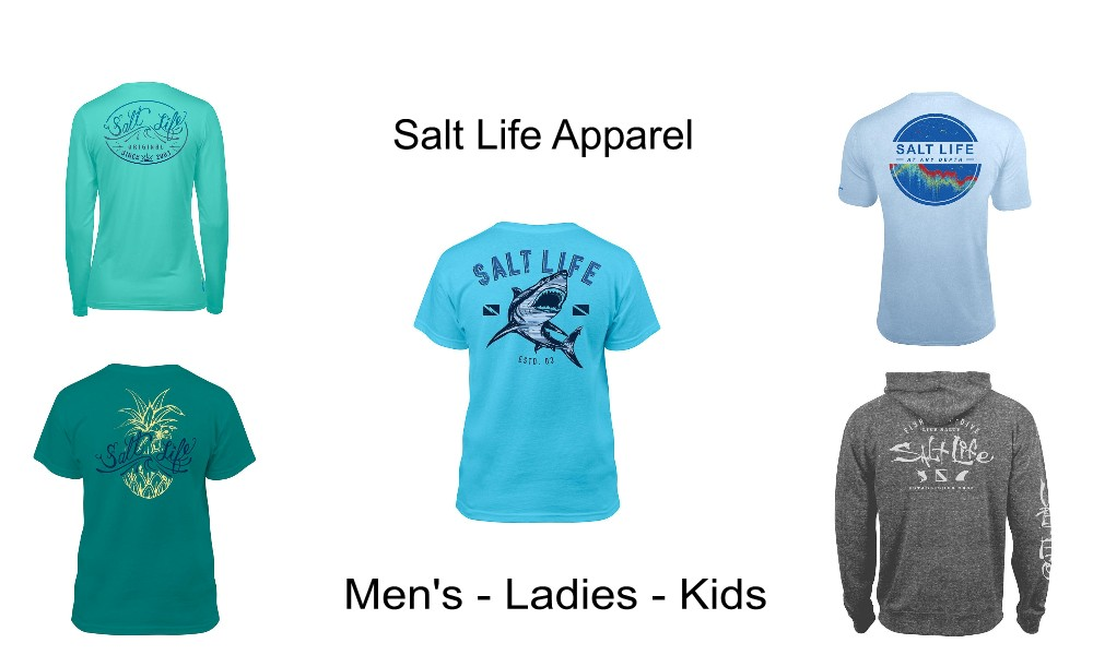 Salt Life Apparel