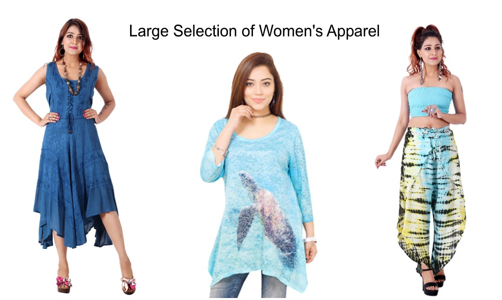 Gloria's Gifts women's apparel