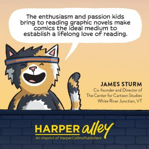 Experts on Graphic Novels