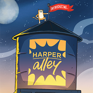 HarperAlley Brochure