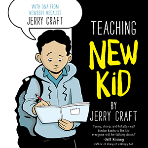 Educator Guide for New Kid by Jerry Craft