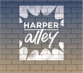 HarperAlley logo image