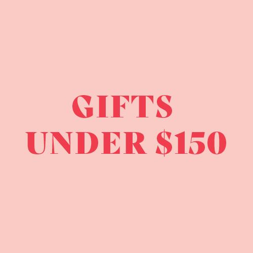 Gifts Under 150
